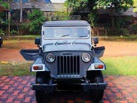 Used 2001 Mahindra Jeep MT for sale in Nedumangad