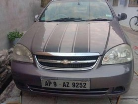 Used Chevrolet Optra MT car at low price in Hyderabad