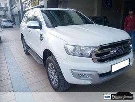 Used 2017 Ford Endeavour 3.2 Titanium AT 4X4 for sale in Ahmedabad