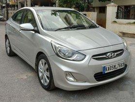 Hyundai Verna Fluidic 1.6 CRDi SX, 2012, Diesel AT for sale in Nagar