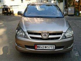 Toyota Innova 2.5 G4 8 STR, 2006, Diesel MT for sale in Mumbai