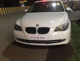Used BMW 5 Series MT car at low price in Erode