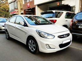 Hyundai Verna 1.6 EX VTVT 2013 AT for sale in New Delhi