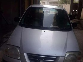 Used Hyundai Santro MT car at low price in Pune