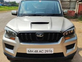 Mahindra Scorpio 2015 MT for sale in Nashik