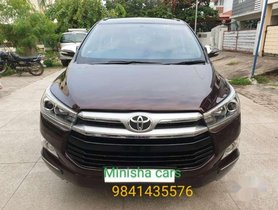 Used Toyota Innova Crysta MT car at low price in Chennai