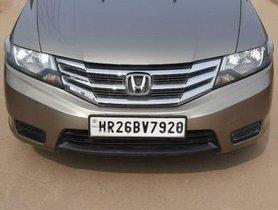 Used Honda City 1.5 S AT 2012 in Gurgaon