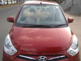 Used Hyundai i10 Version Magna MT car at low price in Hyderabad