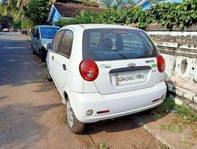 Used Chevrolet Spark 1.0 MT car at low price in Goa