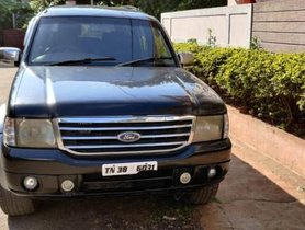 Used Ford Endeavour 4x2 XLT MT car at low price in Coimbatore