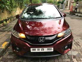 Honda Jazz Version V CVT 2016 MT for sale in Mumbai
