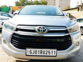 Toyota INNOVA CRYSTA 2.4 VX Manual, 2016, Diesel MT for sale in Ahmedabad