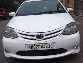 Toyota Etios G 2013 MT for sale in Pune