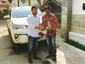 Pay A Visit To Surya Mouth-Watering Car Collection