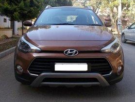 Used Hyundai i20 Active S Diesel MT car at low price in Bangalore