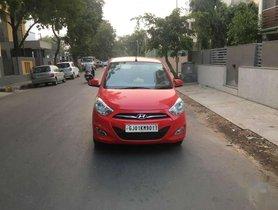 Used Hyundai i10 Asta 1.2 AT car at low price in Ahmedabad