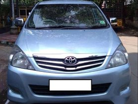 Used Toyota Innova AT car at low price in Chennai
