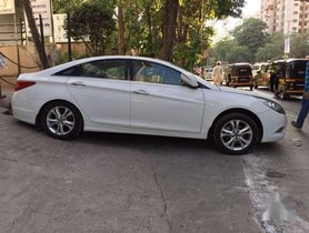 Used 2014 Hyundai Sonata MT for sale in Mumbai