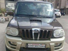 Used Mahindra Scorpio VLX AT car at low price in Mumbai