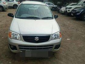 2011 Maruti Suzuki Alto K10 MT for sale at low price in Chandigarh