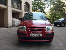 Hyundai Santro Xing GLS MT 2011 in Mumbai