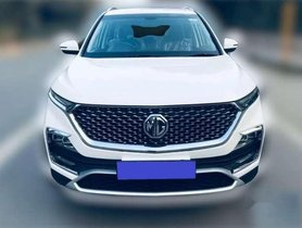 2019 MG Hector MT for sale at low price in Karnal