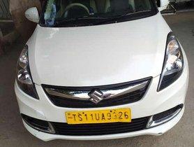 Used Maruti Suzuki Swift Dzire MT car at low price in Hyderabad
