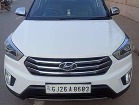 Hyundai Creta 1.6 CRDi SX Option 2016 MT for sale in Surat