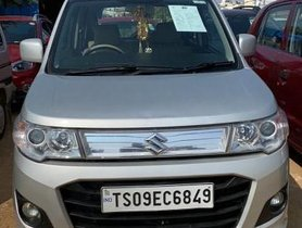 2014 Maruti Suzuki Wagon R Stingray MT for sale at low price in Hyderabad