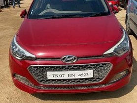 Used Hyundai Elite i20 1.2 Spotz MT 2015 in Hyderabad