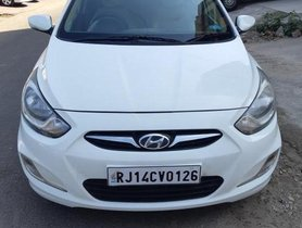 2013 Hyundai Verna Version SX CRDi AT for sale in Jaipur