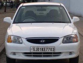 Used Hyundai Accent Version GLS MT car at low price in Ahmedabad