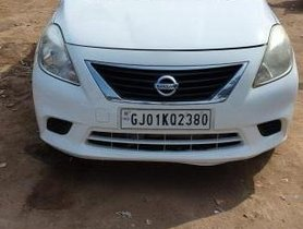 Nissan Sunny 2011-2014 Diesel XL MT 2012 in Ahmedabad