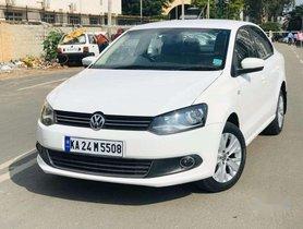 Volkswagen Vento Highline Diesel, 2015, Petrol MT in Nagar