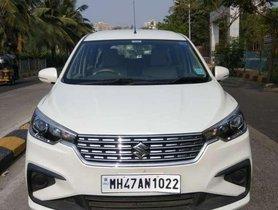 Used Maruti Suzuki Ertiga VXI MT car at low price in Mumbai