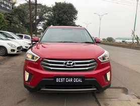 Used Hyundai Creta 1.6 SX MT car at low price in Chandrapur
