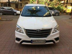 Toyota Innova 2.5 G4 8 STR, 2015, Diesel MT in Mumbai