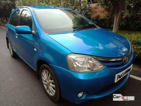 Used 2011 Toyota Etios Liva V MT for sale in Bangalore