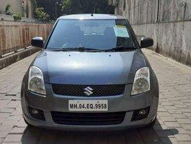 Used Maruti Suzuki Swift MT car at low price in Thane