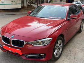 BMW 3 Series 320d Luxury Line AT 2014 in Hyderabad
