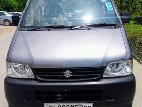 Used Maruti Suzuki Eeco MT car at low price in Gurgaon