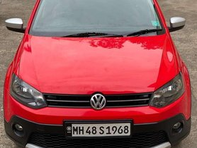 Used Volkswagen Polo AT car at low price in Mumbai