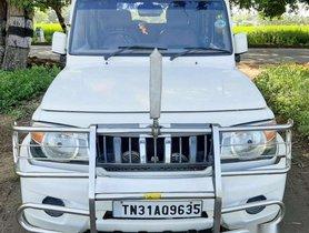 2012 Mahindra Bolero Version SLX MT for sale at low price in Erode