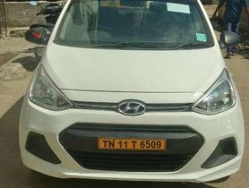 2016 Hyundai Xcent MT for sale at low price in Chennai