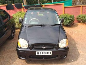 Used 2002 Hyundai Santro MT for sale in Kochi