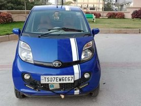 Tata Nano GenX XTA, 2016, Petrol AT for sale in Hyderabad