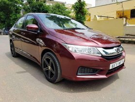 Honda City SV, 2014, Diesel MT in Ahmedabad