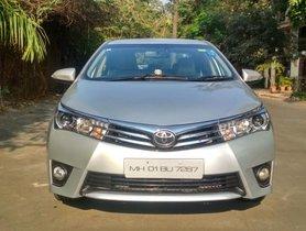 Used Toyota Corolla Altis GL MT 2014 in Mumbai