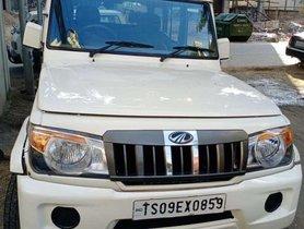 Used Mahindra Bolero ZLX 2017 MT for sale in Hyderabad