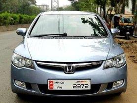 Honda Civic 1.8V Manual, 2008, Petrol MT in Mumbai